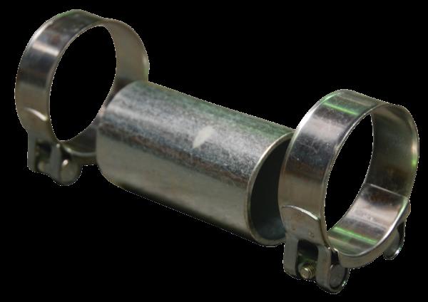 Verbindungsstk f.Foerderschlauch NW 50 nur in der Rueckluftleitung verwenden