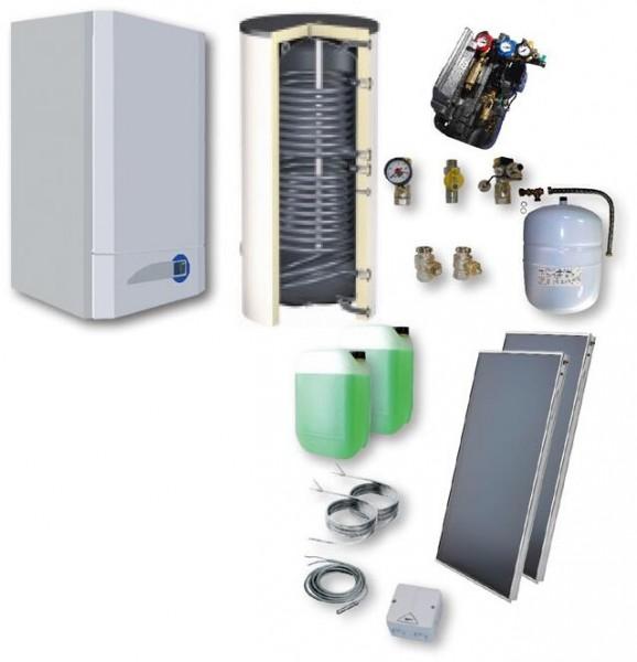 INTERDOMO Solar System Paket WW 300 15 kW