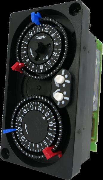 De Dietrich SV-matic 220 B - analoge Zeitschaltuhr