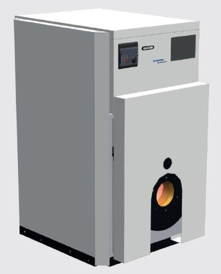 INTERDOMO Öl Niedertemperaturkessel 21 kW basic OK 21 solo