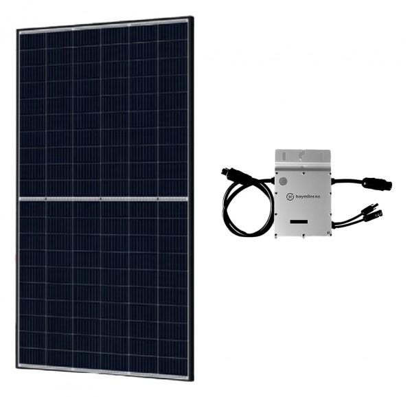 Trina Solar Balkonkraftwerk PV-Anlage 335 W inkl. Wechselrichter MI-300
