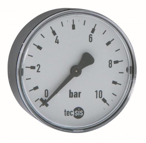 SYR Manometer 11 für SYRobloc SG 24+25 G1/4 0-10bar d.63mm