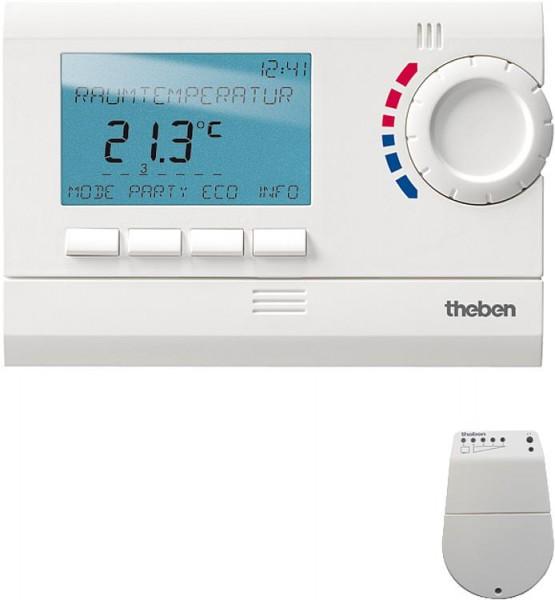 Theben-Digital-Uhrenthermostat RAM 813 HF Set A